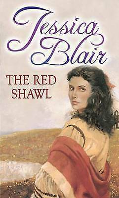 1 of 1 - The Red Shawl, By Blair, Jessica,in Used but Acceptable condition