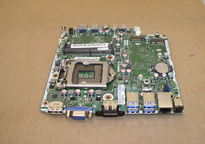 Details about #S8B22 HP ProDesk 600 G2 Mini Motherboard 827979-601 W/Widow  10 Embeded