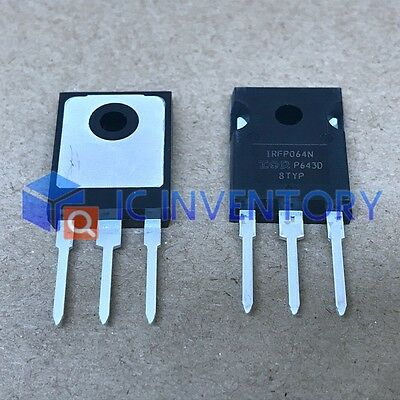 on Vdss=200V, Rds 1PCS IRFP260 Encapsulation:TO-3P,Power MOSFET =0.04ohm,
