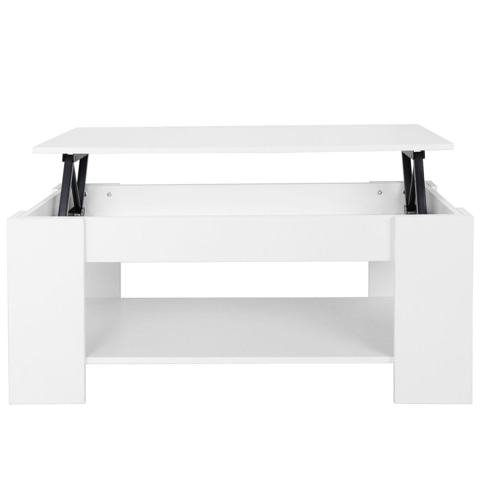 Picture of: Boconcept Chiva Modern Pop Up Hidden Storage Coffee Table For Sale Online Ebay