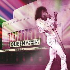 QUEEN A NIGHT AT THE ODEON CD/BLU-RAY ALBUM SET (Released On November 20th 2015)