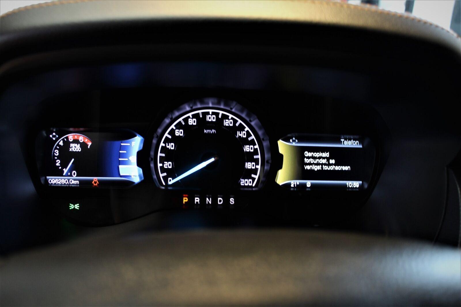 Ford Ranger 3,2 TDCi Rap Cab Wildtrak aut. 4x4 - billede 9
