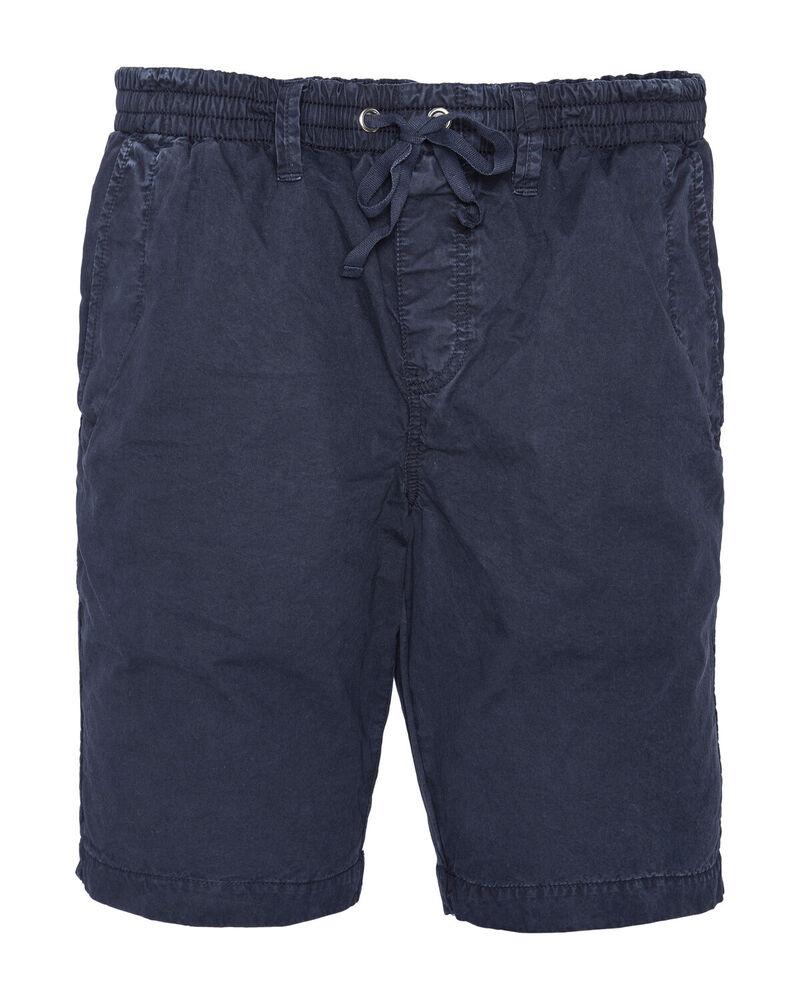 Ambitieux Schott Men's Trplaya 30 Plage été Coton Shorts En Bleu Marine // Bnwt // ProcéDéS De Teinture Minutieux