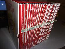 OPERA COMPLETA BOX 23 DVD IL CINEMA DI ETTORE SCOLA SIGILLATI L'ESPRESSO