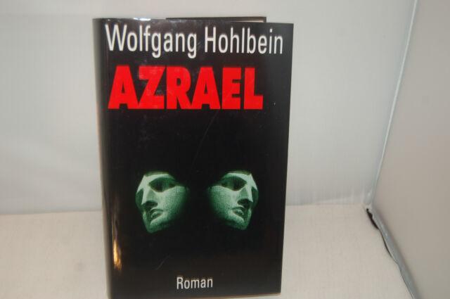 Wolfgang Hohlbein – Azrael – gebunden