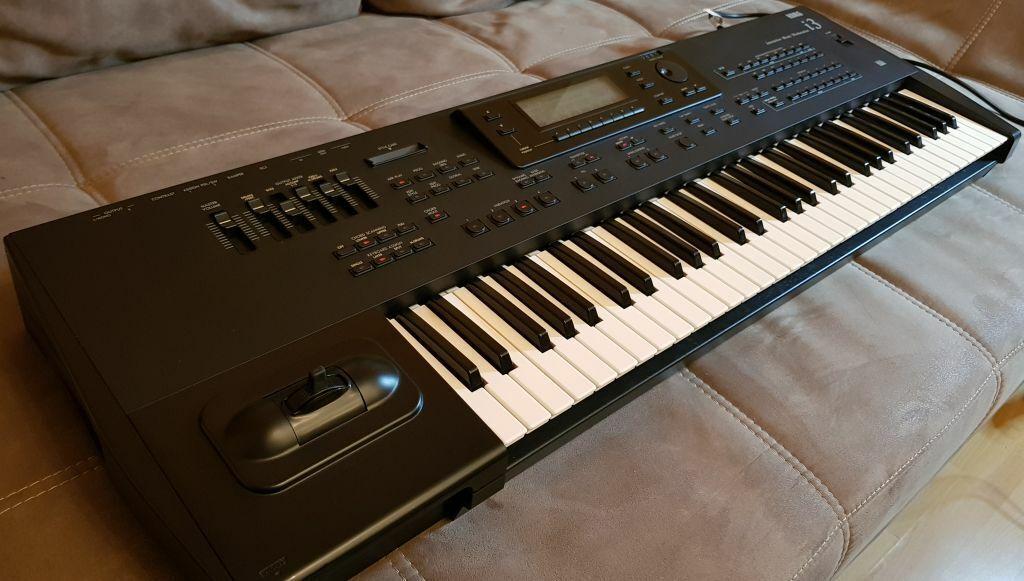 più economico Korg i3 tastiera tastiera tastiera con HDD, super stato  moda classica