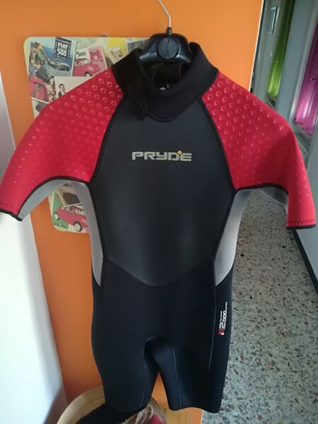 Coraggioso Muta Neil Pryde Short 2.2 Surf-kyte Surf-windsurf-sport Subacquei Neoprene I Consumatori Prima