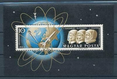 Ungarn Block 33a** Raumfahrt Das Ganze System StäRken Und StäRken 203341 Briefmarken