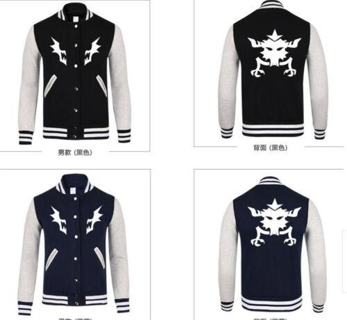 Kill la Kill Matoi Ryuko Senketsu Hoodie Cosplay baseball Jacket Costume Coat