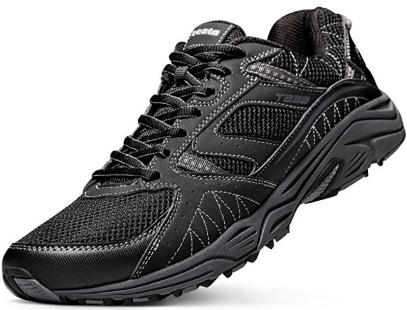 Gli uomini sono scarpe da da da ginnastica leggera traccia di scarpe da corsa all'aperto, 10.5d (m) da tesla afe475