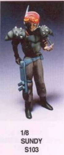 da montare e colorare VINYL Model Kit Gall Force SUNDY Elfin