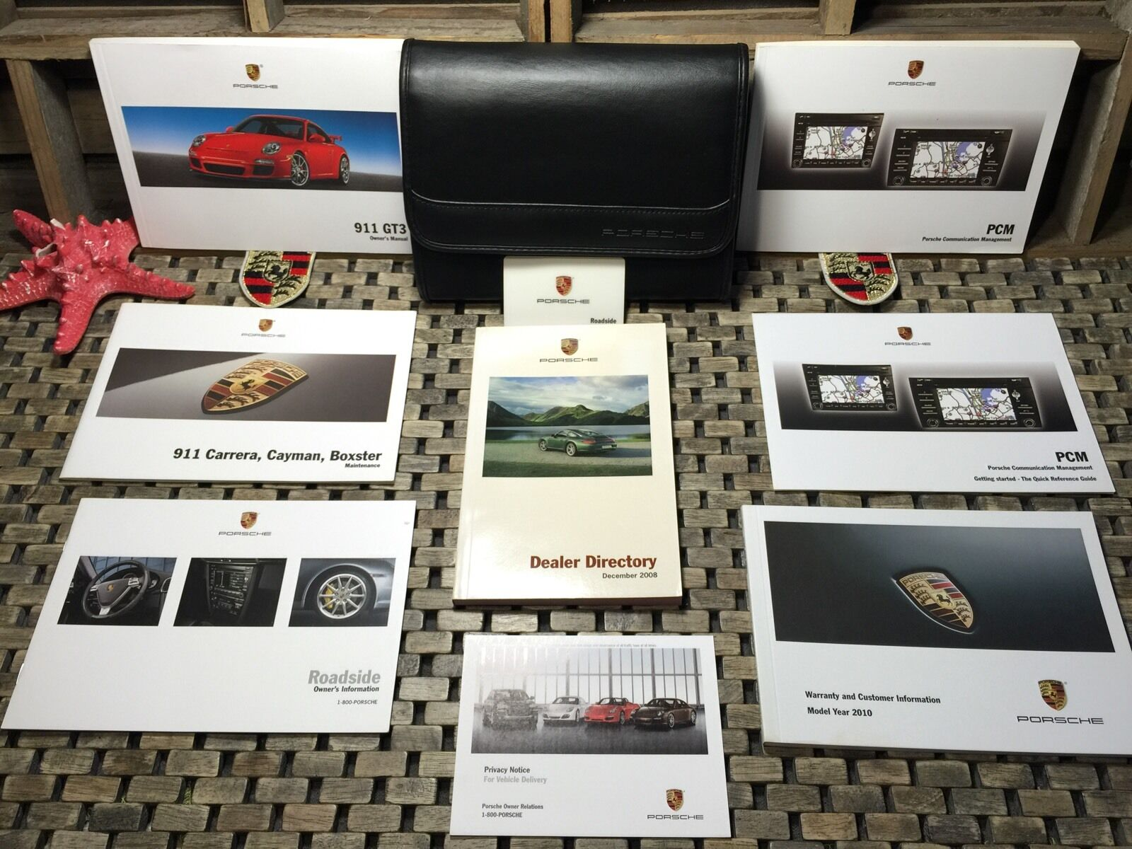 Excellent 2010 2011 Porsche 911 Gt3 Owners Manual Navigation Book 991 Buy Wiring Digital Resources Jebrpkbiperorg