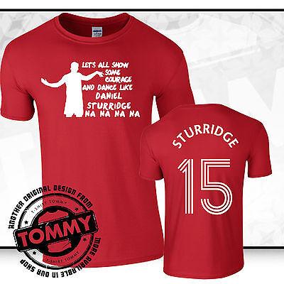 Liverpool FC Daniel Sturridge Dance T-Shirt, T-shirt Tommy, Liverpool FC tshirt