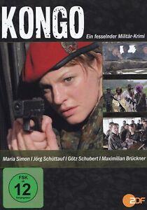 KONGO-DVD-Ein-fesselnder-Militaer-Krimi-MARIA-SIMON-JORG-SCHUTTAUF-u-a
