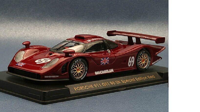 FLY E72 Porsche 911 911 911 GT1 98 - RU   Edition 69 1/32 Neuf 8bd972