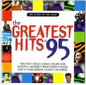 THE-GREATEST-HITS-OF-95-various-2X-CD-compilation-1995-very-good-condition