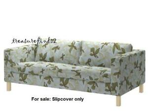 Image Is Loading IKEA Karlstad Sofa COVER For Karlstad Sofa Slipcover