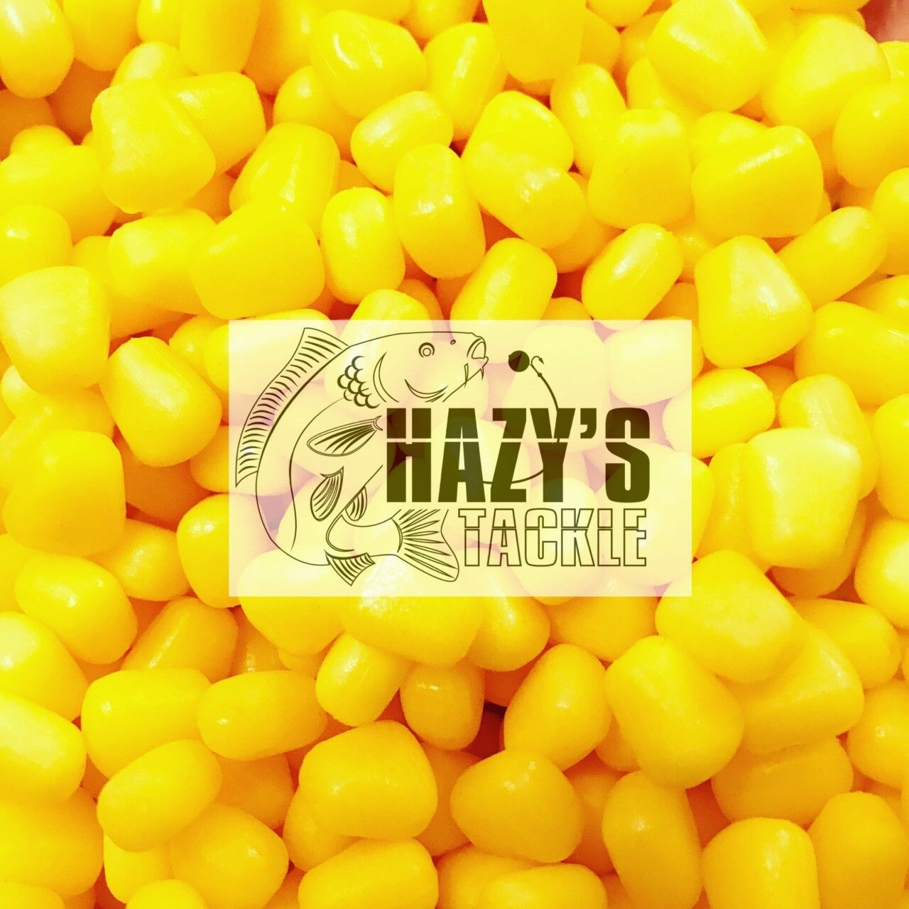 Large Pop Up Maize Imitation Bait Carp Fishing Red Glow In The Dark Floating