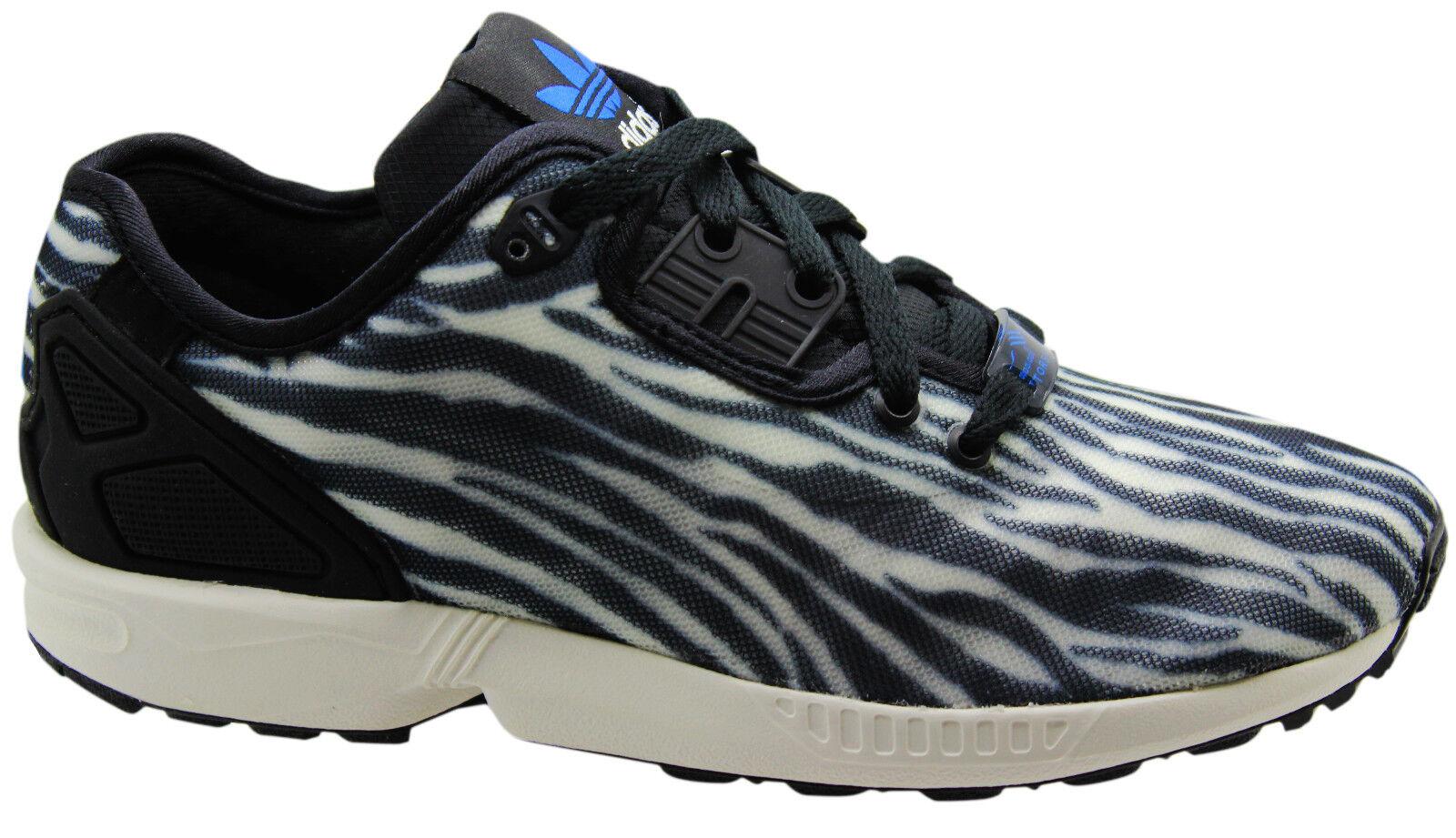 Adidas originali zx flusso decontaminazione mens formatori scarpe neri b23728 u55 | Folle Prezzo  | Sig/Sig Ra Scarpa