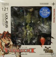 New Kaiyodo Revoltech Yamaguchi No.121EX Monster Hunter Liolaeus Subspecies