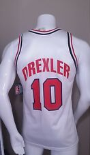 New Clyde Drexler Champion Jersey USA 1992 Olympic Dream Team 40 Vintage