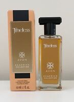 Avon Timeless Cologne Perfume Spray 1.7 Oz. Full Size Exp Date 4/2019