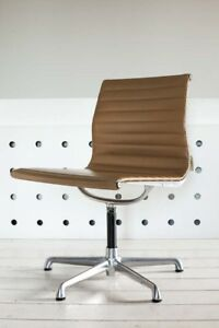 Sedia Eames Ufficio.Details About 6 Sedie Ufficio Office Chair By Charles Ray Eames Ea 108 For Icf Italy