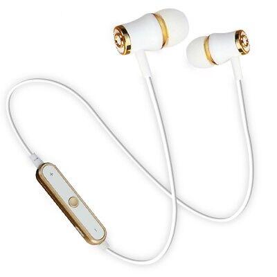 HIFI Super Bass Headset Sport Running Headphone Wireless Bluetooth Earphone AS4