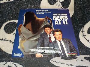 News-At-11-Laserdisc-Ld-Martim-Sheen-Ordini