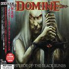 Emperor of the Black Runes [Japan Bonus Track] by Domine (CD, Nov-2003, Avalon Records)