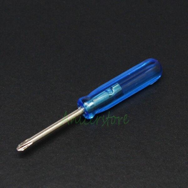 1000 un. Venta por mayor de 45 Mm x Phillips 2 mm Mini Herramienta de Reparación Destornilladores Phillips x Cruz Azul 1506c9