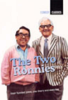 """""""AS NEW"""" Corbett, Ronnie, Barker, Ronnie, The Two Ronnies: Comedy Classics Book"""