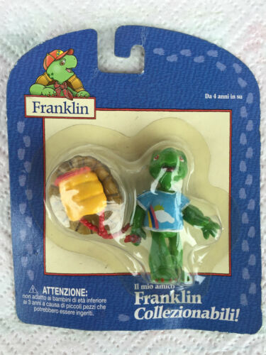 FRANKLIN COLLECTIBLES TURTLE NELVANA BRAND NEW NR3