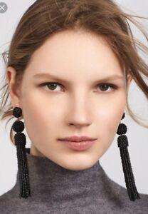 409d56ff5 Mariachi Beaded Tassel Earrings BAUBLEBAR 889967119761 | eBay