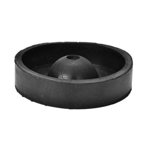 3inch Rubber Sprue Base for Perforated Flasks Cylinders Vacuum Wax Casting Tool