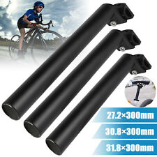 Aluminium Alloy Bicycle Seatpost for Mountain Roads 30.4//31.6 mm Height Adjustable Hydraulic Seat Tube talogca Bicycle Seat Post Height of Manual Control Lever