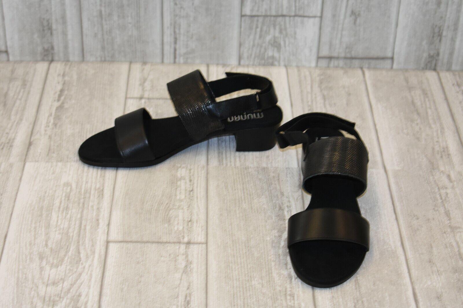 Munro Kristal Sandal - Women's Size 7.5N, 7.5N, 7.5N, Black 4c7c4c