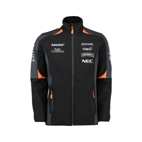 Sahara Force India Replica Team Softshell Jacket