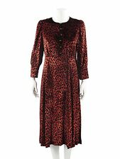 Marc by Marc Jacobs Sphinx Spotted Velvet Dress