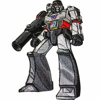 Transformers Megatron Figure 4 1/4 Tall Embroidered Sewn On/iron On Patch