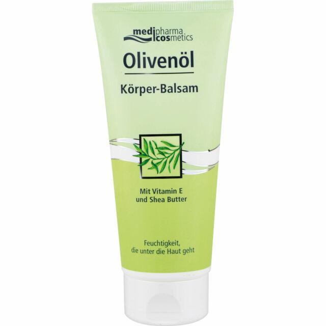 medipharma cosmetics Olivenöl Körper-Balsam, 200 ml Creme 788809