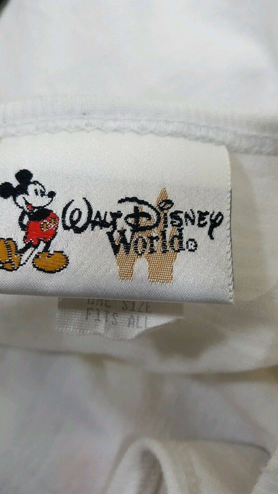 Walt Disney World Vintage 80s-90s Mickey Mouse Em… - image 9