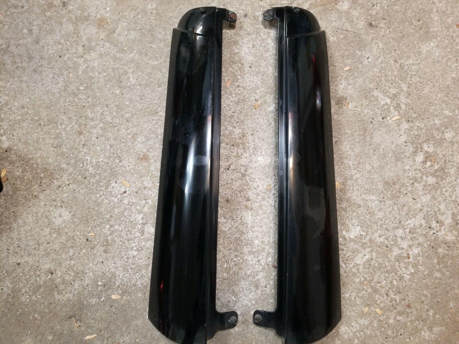 02-09 Chevy Trailblazer Rear Lift Gate Trim Molding Left /& Right Chevrolet