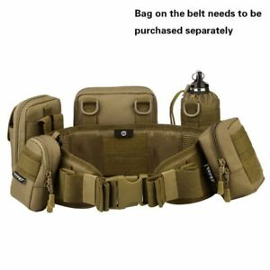 Tactical-Military-Army-Airsoft-Hunting-Molle-Combat-Waist-Padded-Duty-Belt-Strap