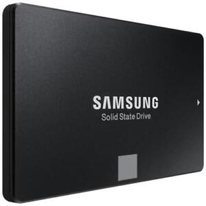 SAMSUNG SSD 500 GB Serie 860 EVO 2.5' Interfaccia Sata III 6 Gb / s Stand Alone