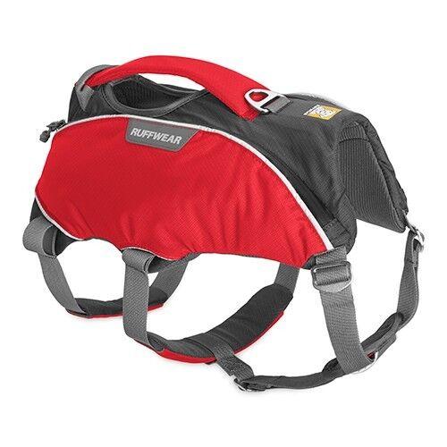Ruffwear WEB MASTER PRO Dog Dog Dog Harness 3070 615 Rosso Ribes NUOVO 28b54a