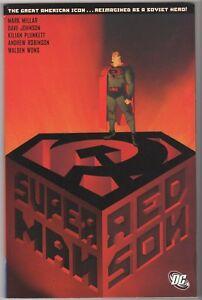 Superman-TPB-FN-VF-LOT-3-Red-Son-Escape-from-Bizarro-World-Secret-Origin-DC