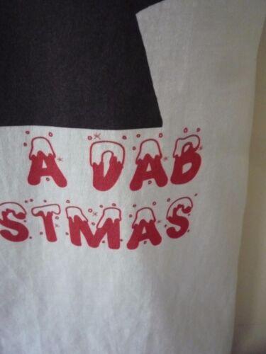 HAVE A DAB CHRISTMAS MENS WOMENS KIDS T-SHIRT FESTIVE SANTA XMAS PRESENT FUNNY