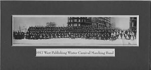 1917-Mini-Yard-Long-Photo-St-Paul-Winter-Carnival-West-Publishing-Marching-Club