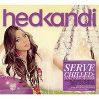 Various Artists - Hed Kandi-Serve Chilled Electronic Summer CD Brand New